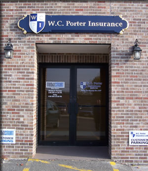 W C Porter Insurance - Woodstock, NB